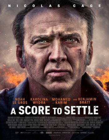 A Score to Settle (2019) English 720p HDRip x264 850MB ESubs Movie Download
