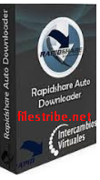 Free Download RapidShare Auto Downloader 4.1 Offline Installer For Windows