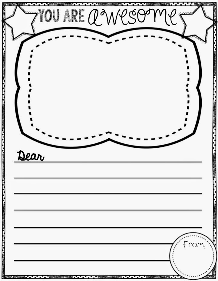 Star Template For Writing. Star Writing Template Blank T Chart