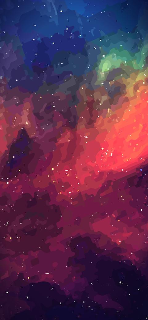 Space by EvgeniyZemelko (iPhone X/XS/XR/XSMAX)