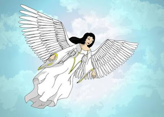 ANGEL CAME