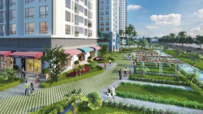 Tiện ích của dự án Palm City