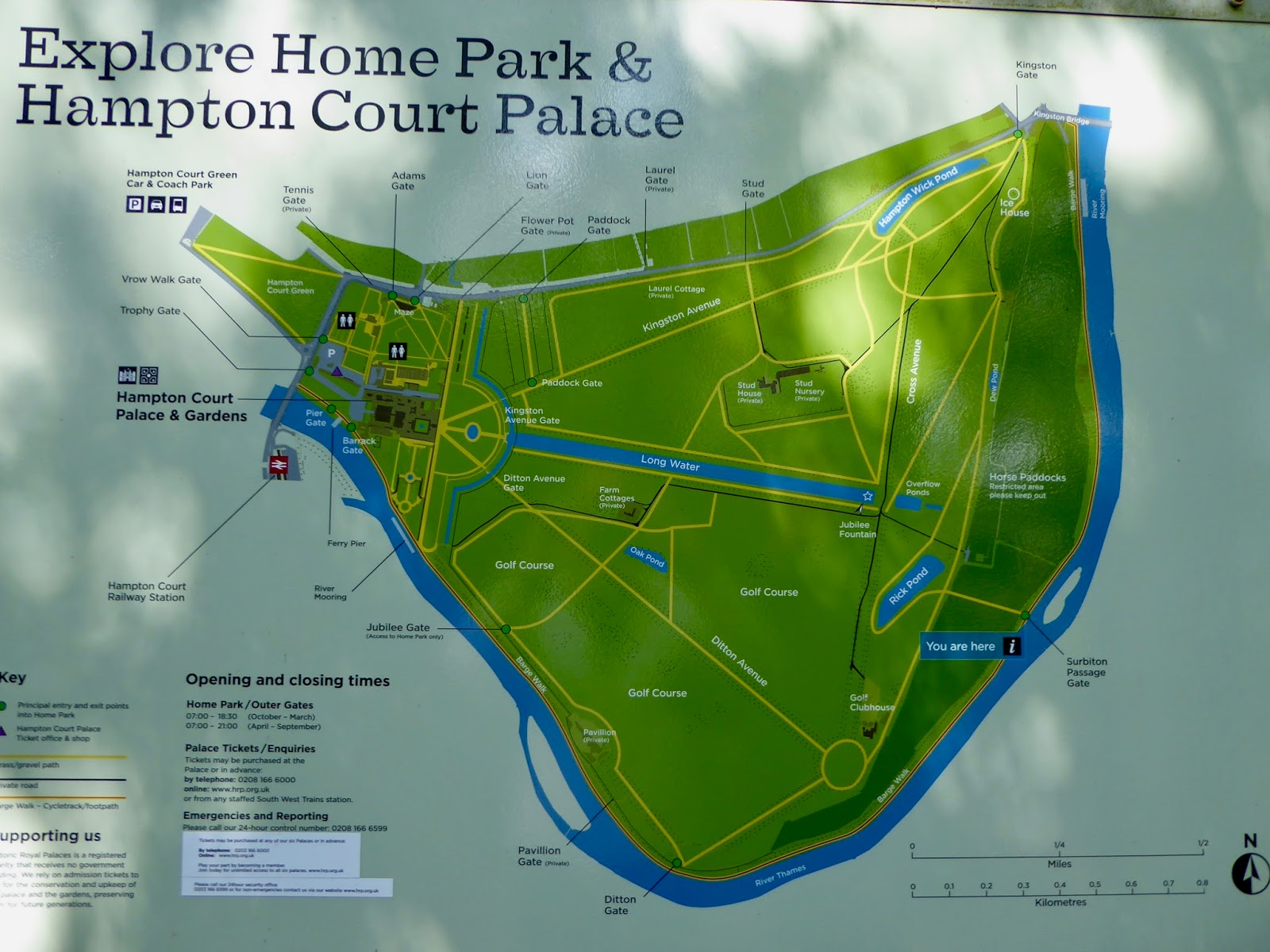 Were Moored Top Right On The Map About A Mile North Of You Are Here Sign Where We Enter Home Park Place Love To Walk