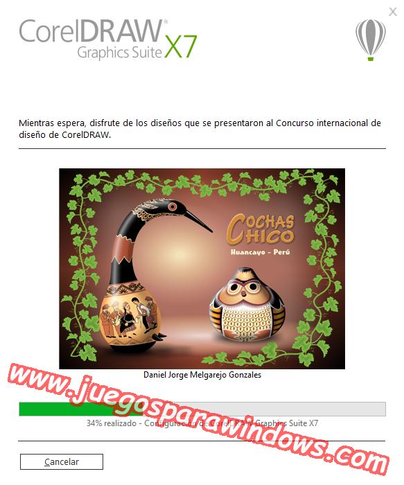 CorelDRAW Graphics Suite X7.3 ESPAÑOL Software De Diseño Gráfico Completo (XFORCE) 3