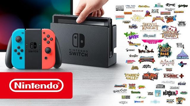Nintendo anuncia que sus juegos Free2play no tendrán suscripción a Nintendo switch online