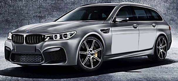 2019 Bmw M5 Touring Review Release Date Price And Specs