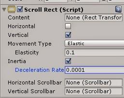Unity:用UI制作ScrollView - ArthurLu - 博客园