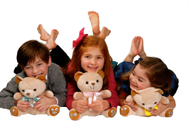 stuffed animals, teddy bears, recordable toys