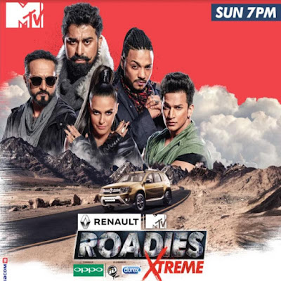 MTV Roadies Xtreme 21 April 2018 HDTVRip 480p 200mb