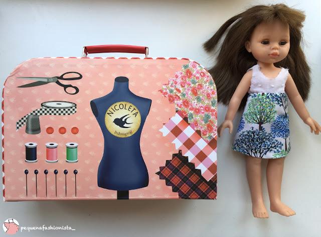 #DIY #vestidoNicoleta #Imaginarium #tutorial #PequeñaFashionista