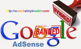 Cek situs yang pernah dibanned adsense