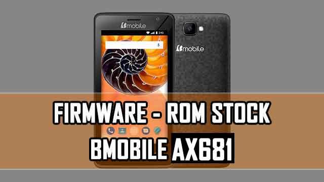 rom stock Bmobile AX681