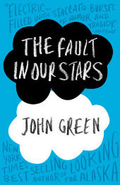 Realistic fiction books - The Fault in Our Stars