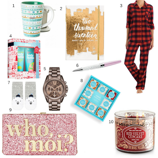"10 Holiday Gift Ideas For ""Her"" Edition"