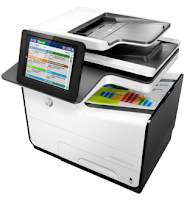 HP PageWide MFP 586DN Driver Download