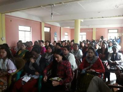 Gorkha Janmukti Nari Morcha Mungpoo Labdah Samasty