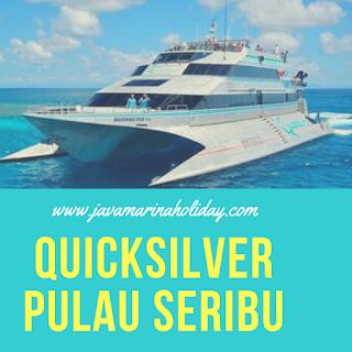 Promo Paket Quicksilver Jakarta