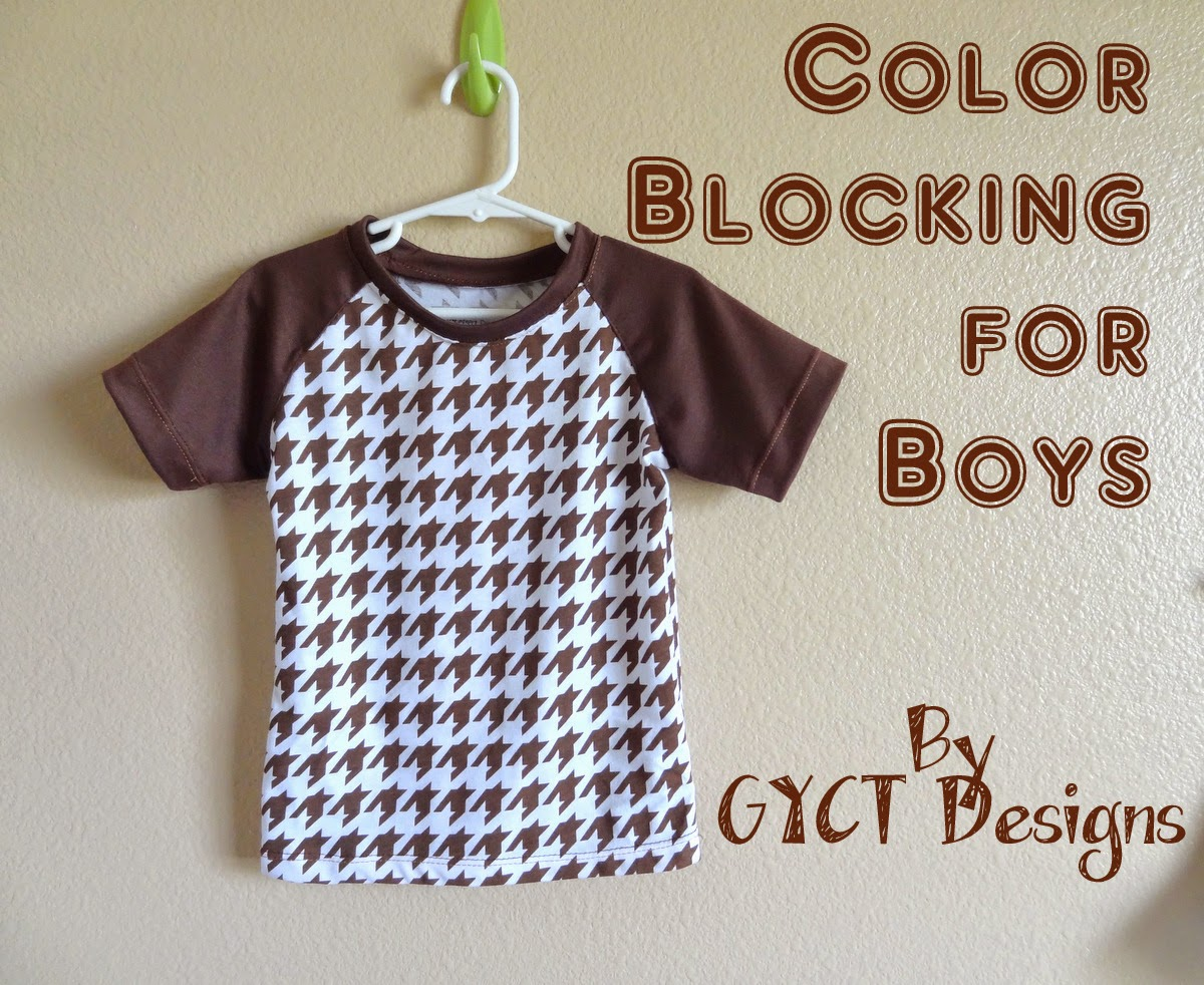 Coloring Blocking for Boys by GYCT