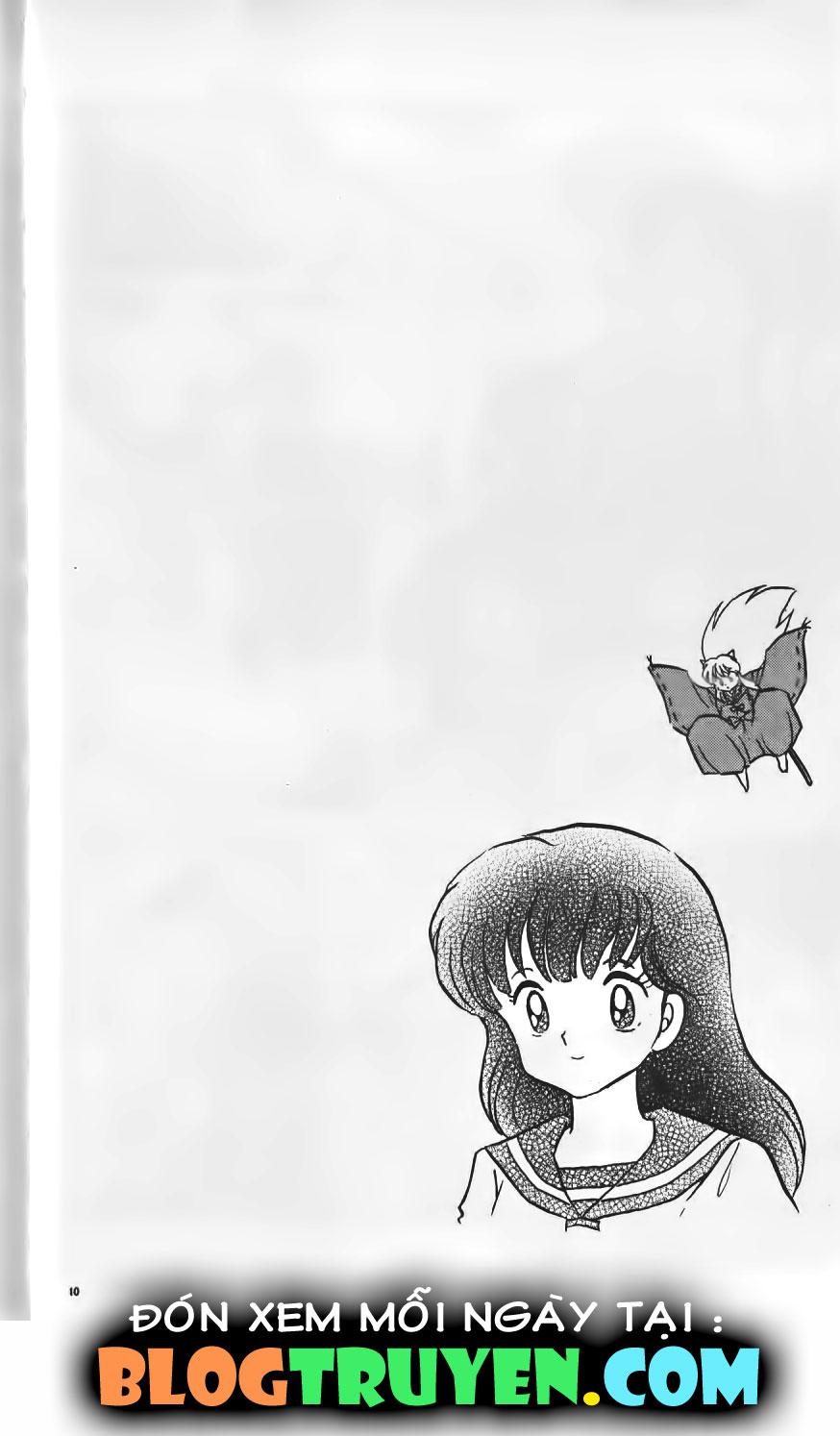 Inuyasha vol 03.1 trang 9