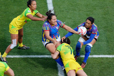 Colombia Rugby Sevens Squad for PyeongChang Olympics Olympics