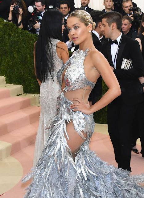 Rita Ora – Met Costume Institute Gala 2016 in New York