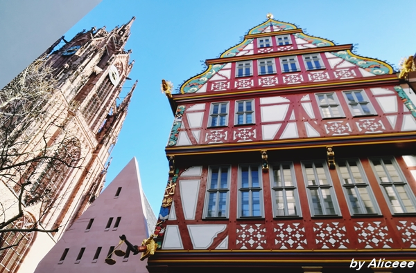 Frankfurt-obiective-turistice-Dom