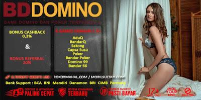 Update Link Login BdDomino Terbaru