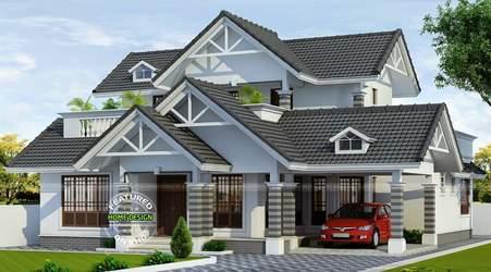 18 model atap rumah minimalis 1 & 2 lantai terbaru