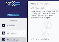 Ganar dinero con PopXXX - publicidad adultos