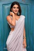 Nidhi Agarwal at Ismart Successmeet-thumbnail-5