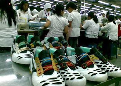 daftar alamat pabrik di sentra industri sepatu terbesar di indonesia