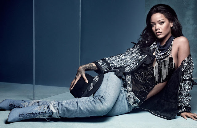 Rihanna será homenajeada en la ceremonia Black Girls Rock.