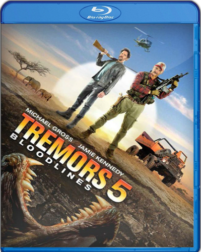 Tremors 5: Bloodline [2015] [BD25] [Latino]