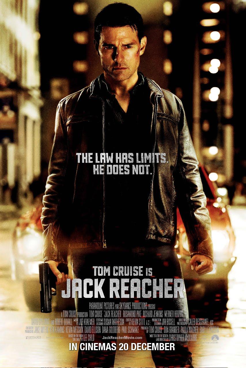 Jack Reacher 2 Kinostart
