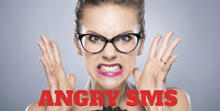 angry sms