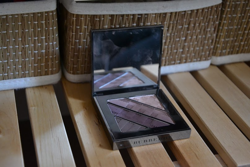 Review: Burberry Complete Eye Palette in Nude Blush