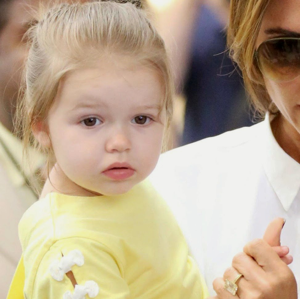 Harper Seven Beckham.