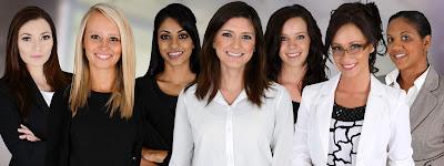 Pic of 7 Businesswomen
