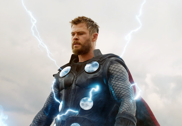 Chris Hemsworth é confirmado para a Fase Quatro da Marvel