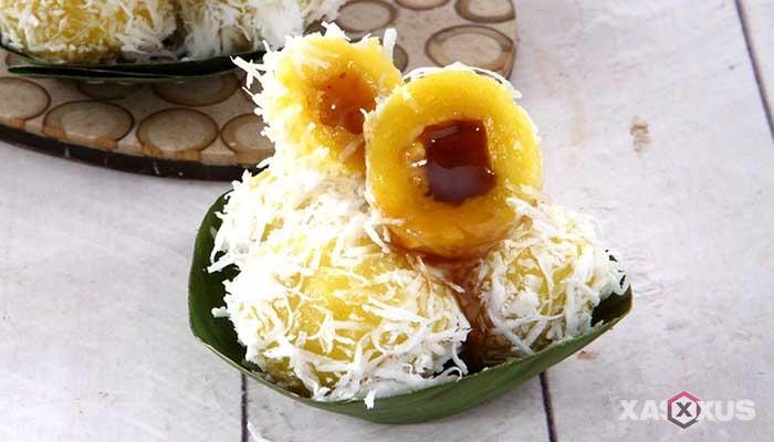 Resep cara membuat klepon jagung manis