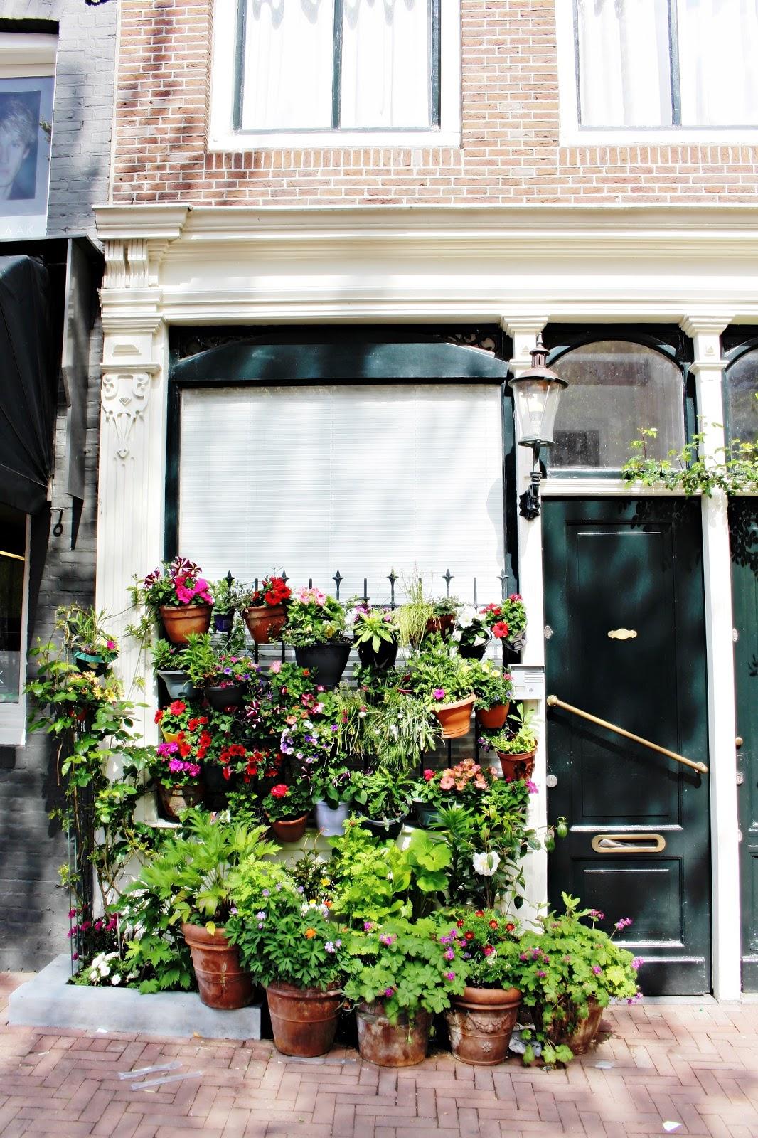 Amsterdam Eindrücke Straßen
