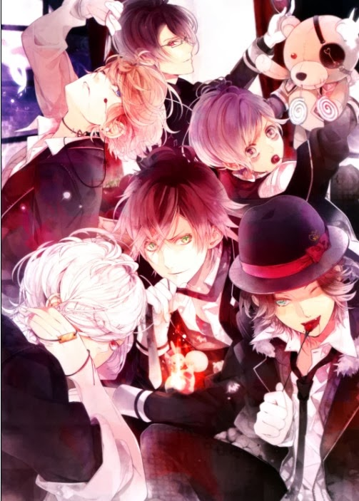 DIABOLIK LOVERS   -  English: Diabolik Lovers II: More,Blood Synonyms: Diabolik Lovers 2nd Season, Diabolik Lovers Second Season Japanese: DIABOLIK LOVERS MORE,BLOOD الانمي  Diabolik Lovers  - Diabolik Lovers More,Blood  مشاهده     DiaLover   -   حلقه الخاصه    DIABOLIK LOVERS 総集編【Episode6.5】      Diabolik Lovers Soushuuhen [Episode 6.5]  مترجمة  -     Diabolik Lovers Episode 6.5   -    Diabolik Lovers Special   -    Diabolik Lovers Recap