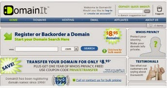 domainit domain suggestion tool