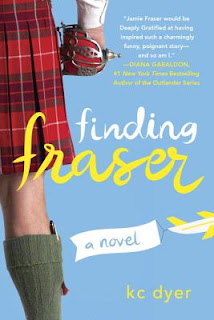 Review: Finding Fraser by K. C. Dyer