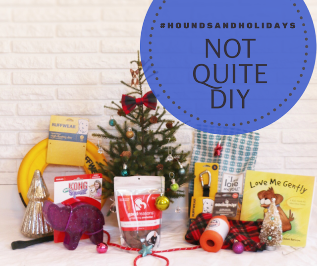 Hounds, Holidays, and Hot Buys Not Quite DIY Giveaway #houndsandholidays