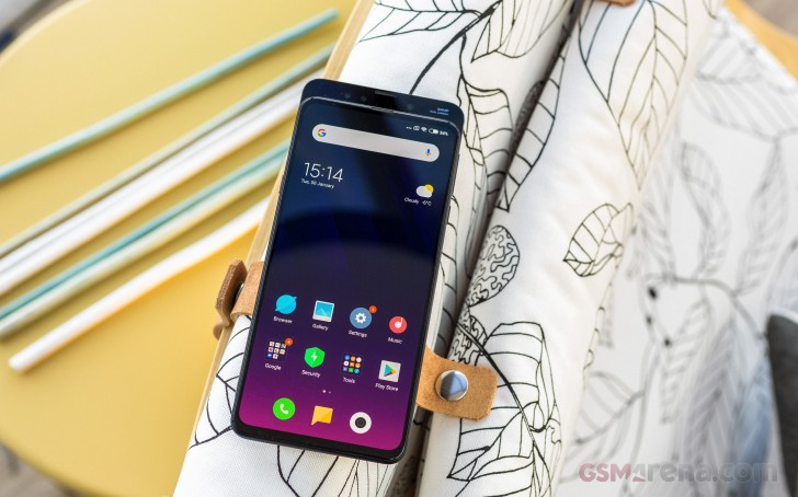 Xiaomi Mi Mix 3 Reviews and Specifications