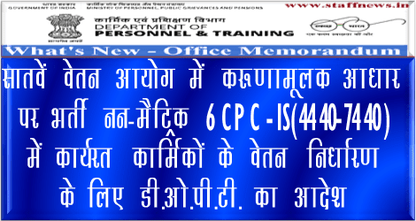 7th-cpc-non-matric-employees-fixation-order