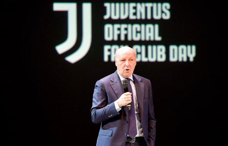 "Marotta: ""Sada želimo novi Scudetto i naslov Coppa Italia"""