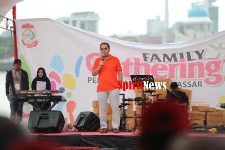 Walikota Makassar, Wujudkan Natal Damai, Ini Instruksi Wali Kota Makassar