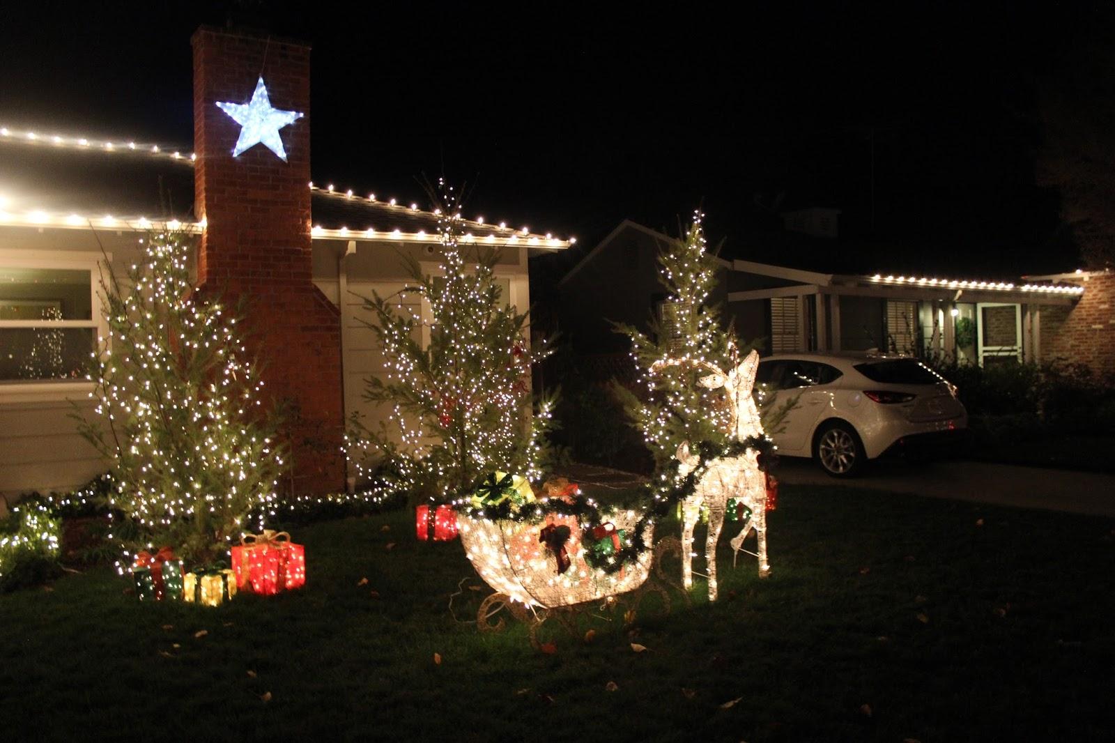 #B1271A Les Tribulations D'une Famille Française En Californie  5329 décorations de noel aux etats unis 1600x1066 px @ aertt.com